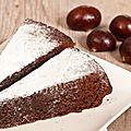 La p'tite recette - le gâteau au yaourt d'automne