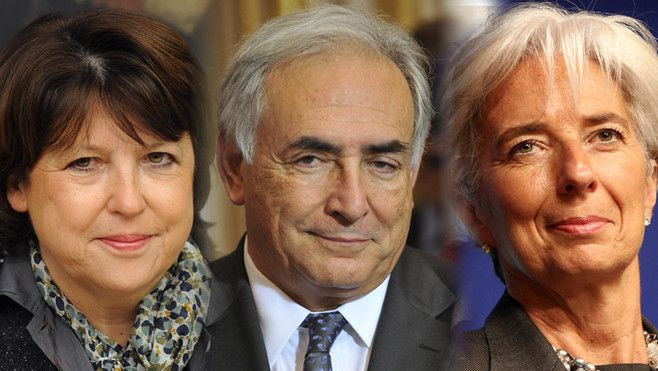 dsk martine-aubry-christine-lagarde