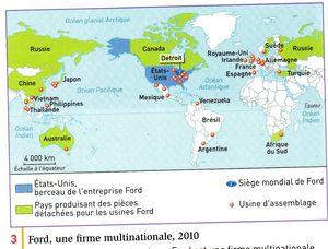 ford ds le monde
