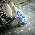 sautoir bouteille a la mer 2