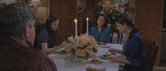 GilmoreGirlsDinner