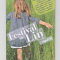 Festival du lin et de l'aiguille le 5-6-7 juillet 2013