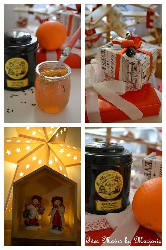 Gelée d'oranges au thé de Noël2