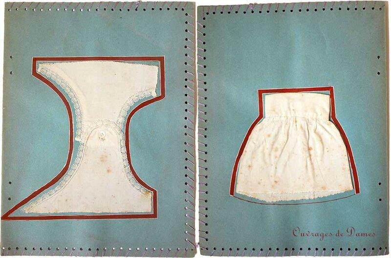 Cahier de couture JG 8-9