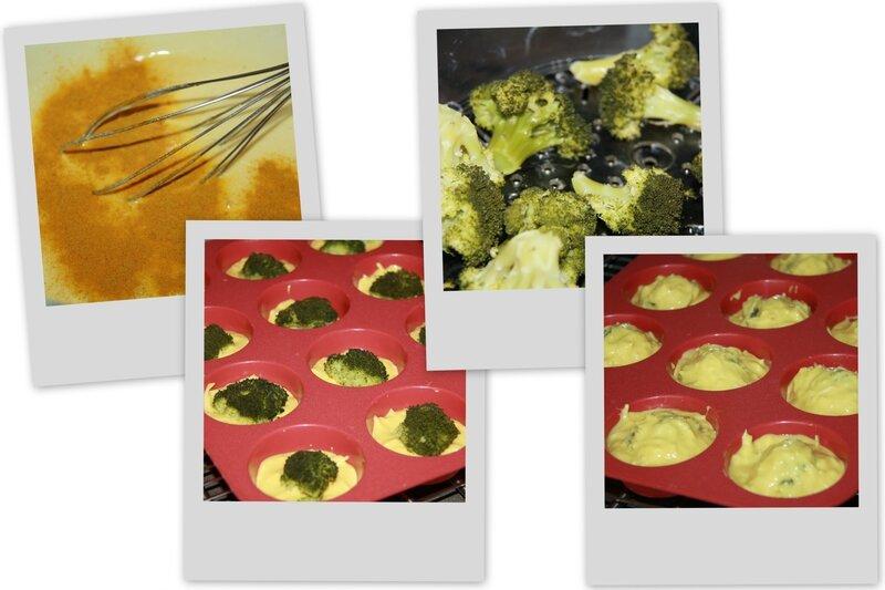 Muffins brocolis curcuma1