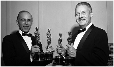 Robert Wise et Jerome Robbins