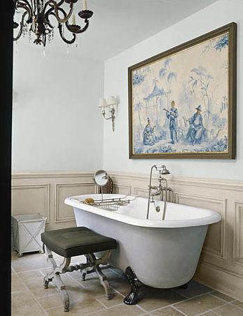 Inspirations... les baignoires à pattes de lion - Sonia Saelens déco