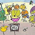 A la découverte de l'orchestre symphonique