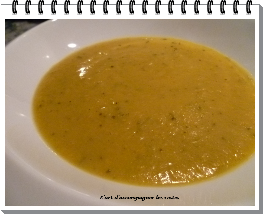 soupe courgettes pois chiches1
