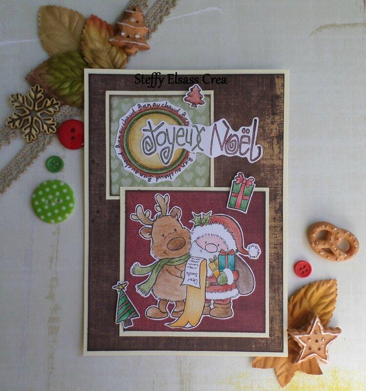 Carte Joyeux Noël (8)