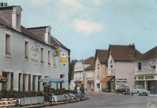 Le Breuil - Hotel du chemin de fer (Pion)