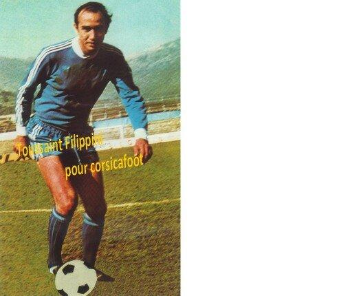 001 1063 - MEP - Filippini Toussaint - Claude Papi - Ses débuts à 1967