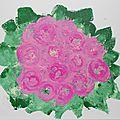 Tableau bouquet de fleur