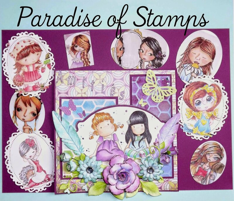 paradis of stamps