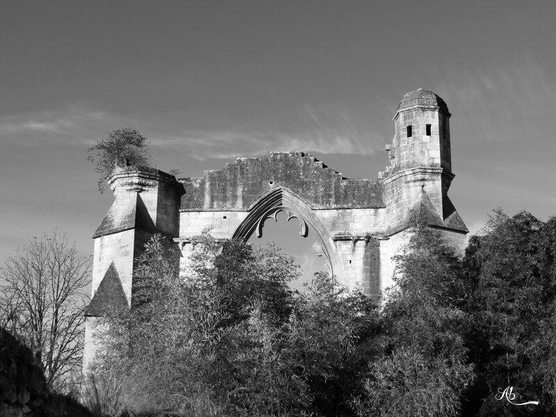 abandon abbaye