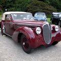 Delahaye 135 M cabriolet de 1946 01