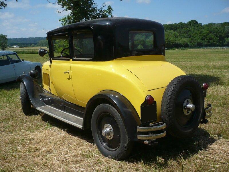 CITROËN B14 Faux Cabriolet 1929 Madine (2)