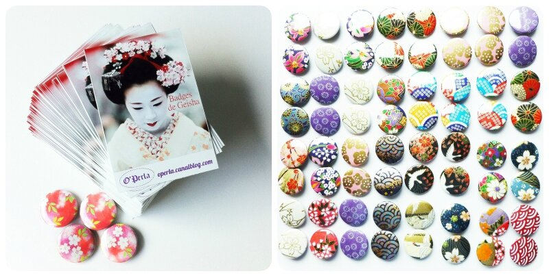 Salon Créations & Savoir Faire, les geishas d'O'Perla sauront comment vous captiver...