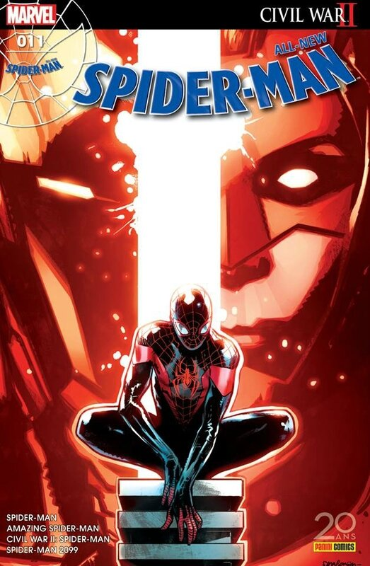all new spiderman 11