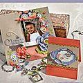 Mini catalogue de printemps 2012 et mon anniversaire