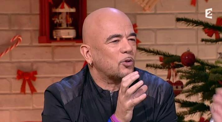"""Pascal Obispo dans """"Comment ca va bien"""" sur France2"""