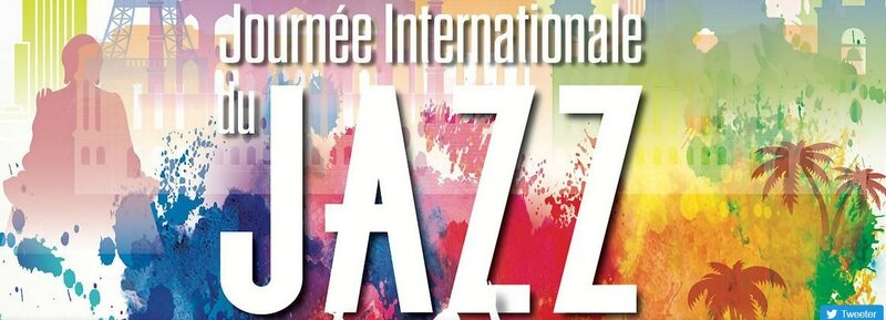Journée International du Jazz à Paris 2017