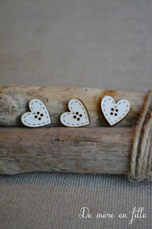 petit coeur ivoire