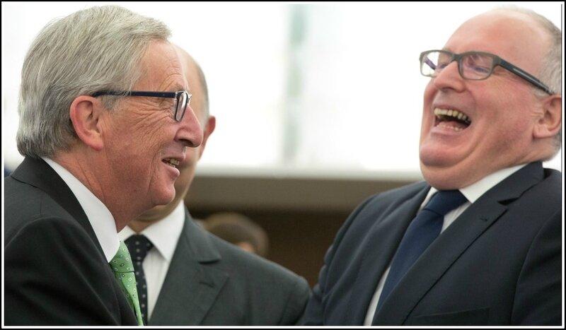 Juncker Timmermans