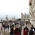 Venise , piazzetta San Marco