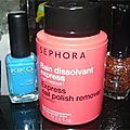 Crash test: le bain dissolvant express de sephora
