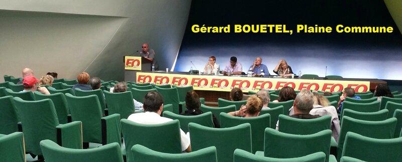 Gérard BOUETEL