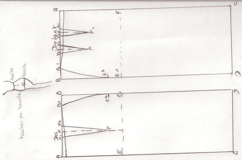 comment faire une jupe droite pq54 jornalagora. Black Bedroom Furniture Sets. Home Design Ideas