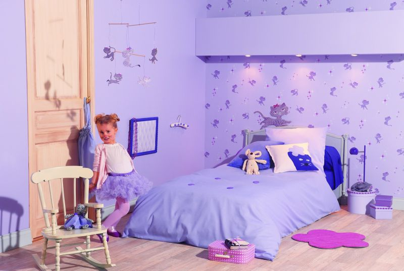 D coration chambre petite fille photo de miss zo for Photo chambre petite fille