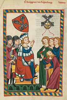 216px_Codex_Manesse_318r_Burggraf_von_Regensburg_1_