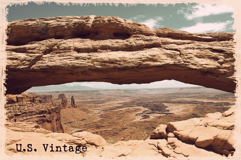 us vintage canyonlands