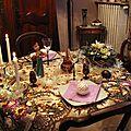 25 décembre 2013 Noël en amoureux aux allures Russe