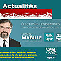 Législative/1re circonscription du val-d'oise : déjà neuf candidats sur la ligne de départ
