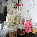 La boite à idées gourmandes d'août 2013