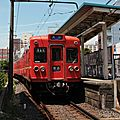 Keisei 3300 (3312) Revival Color 'Fire Orange', Kanamachi eki