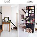 Bricolage maison : habiller un mur de ses livres préférés