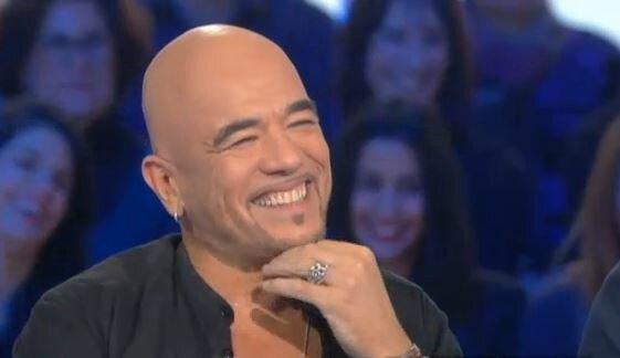 """Pascal Obispo dans """"Salut les terriens"""" sur Canal+"""