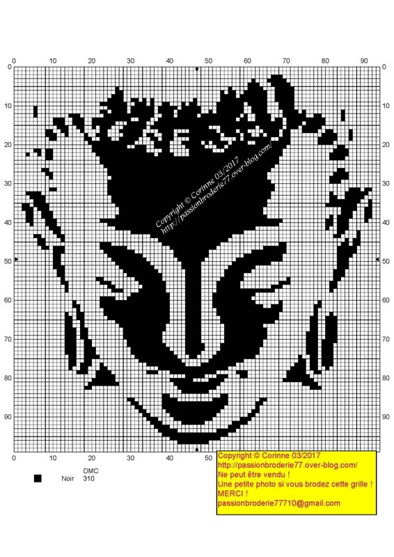 Tete de Bouddha penchée