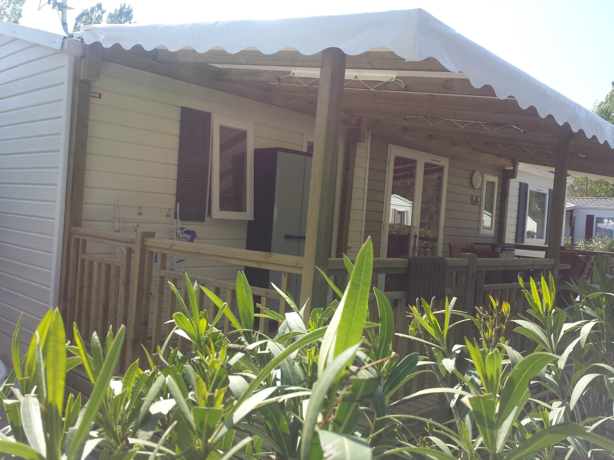 Mobil-home Neuf - 40m² - 3 chambres - LOCATION 2017 OUVERTE