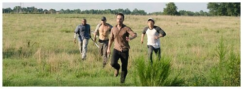The walking dead Photo saison-2 Ep