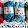 Nouvelles laines katia