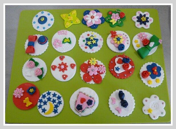 EVJF atelier cupcakes 1
