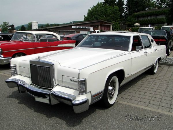 lincoln continental town car 1977 1979 a