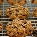 Cookies au müesli, vite fait, bien fait et néanmoins délicieux !