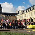 Greve au conseil regional: l'intérêt général normand dépend des conditions de travail des agents de la region