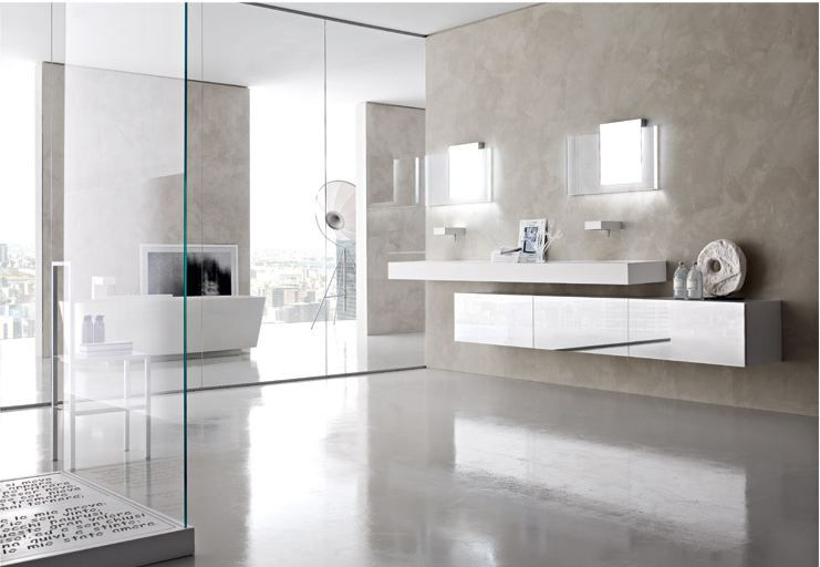 Awesome Salle De Bain Epuree Images - Awesome Interior Home ...